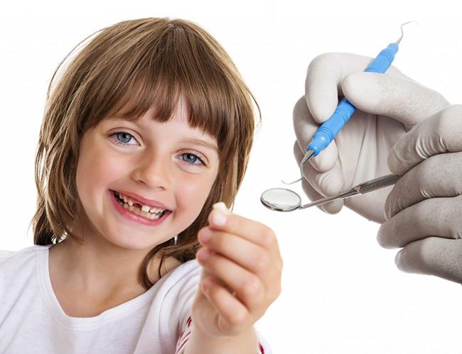 علت تاخیر در رشد دندان کودکان