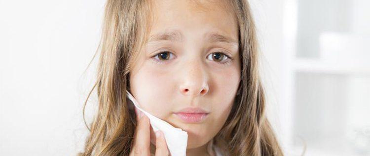 دندان درد کودکان