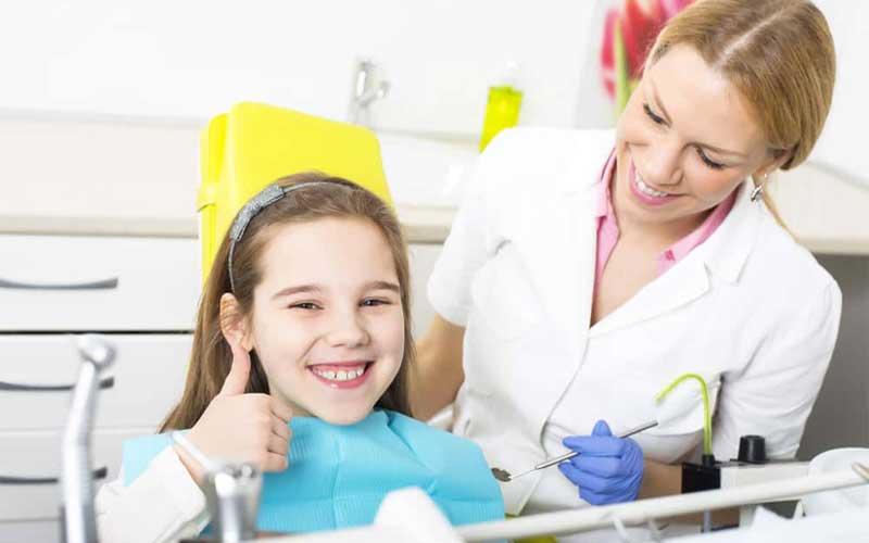 ترس کودک از دندانپزشکی