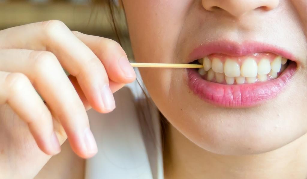 مضرات خلال دندان