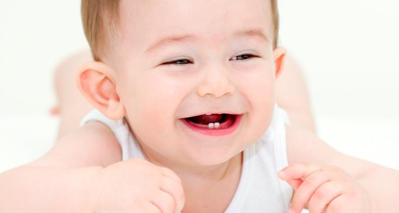 بهداشت دهان و دندان شیرخوار
