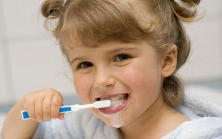 پیشگیری از پوسیدگی دندان کودک