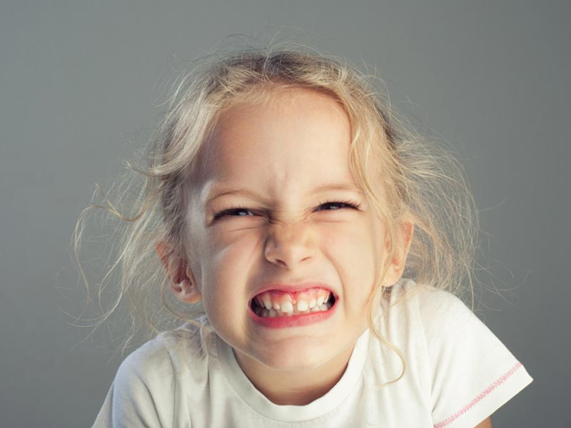رفع مشکل دندان قروچه