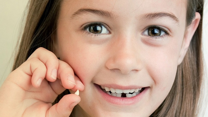 توصیه هایی برای شکستن دندان کودک