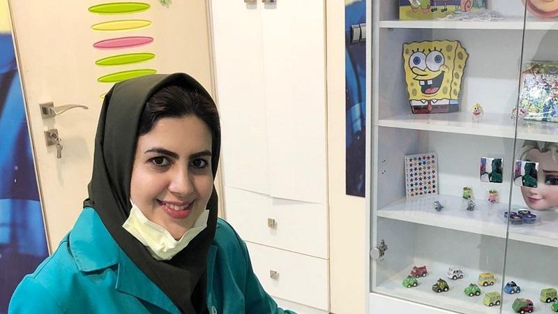 دکتر نجمه اخلاقی - متخصص دندانپزشکی کودکان اصفهان