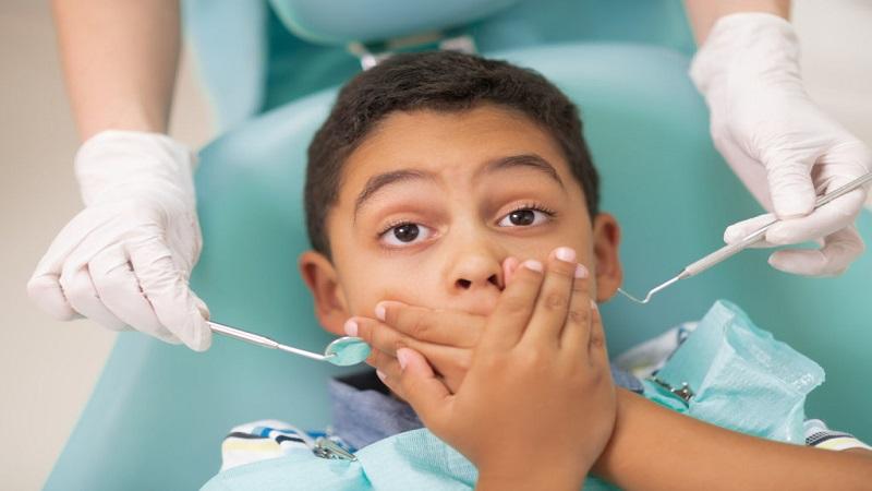 دندانپزشک کودکان اصفهان | راه حل ترس از دندانپزشکی در کودکان چیست ؟