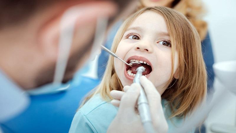 دندانپزشک کودکان اصفهان   پالپ دندان شیری