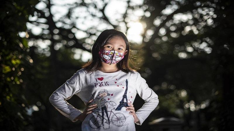 تاثیر ماسک بر دندان و سلامت دهان کودکان   دندانپزشک کودکان اصفهان