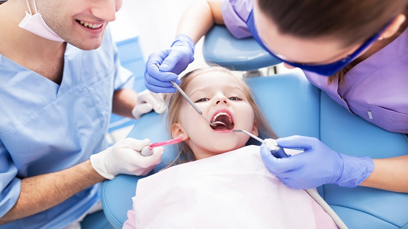 کشیدن دندان کودکان | دندانپزشک کودکان اصفهان